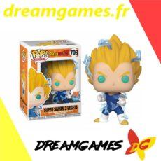 Figurine Pop Dragon Ball Z 709 Super Saiyan 2 Vegeta