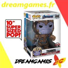"""Figurine Pop Marvel Avengers 460 Thanos 10"""" Kingsize"""