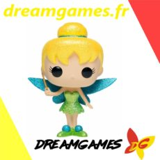 Figurine Pop Disney 10 Tinker Bell Diamond Glitter