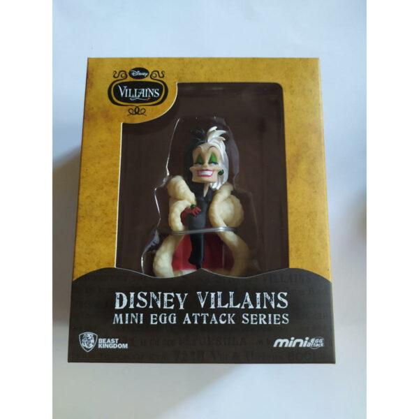 Mini Egg Attack Disney Villains Cruella 1