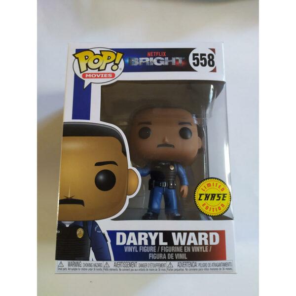 Figurine Pop Bright 558 Daryl Ward Chase 1