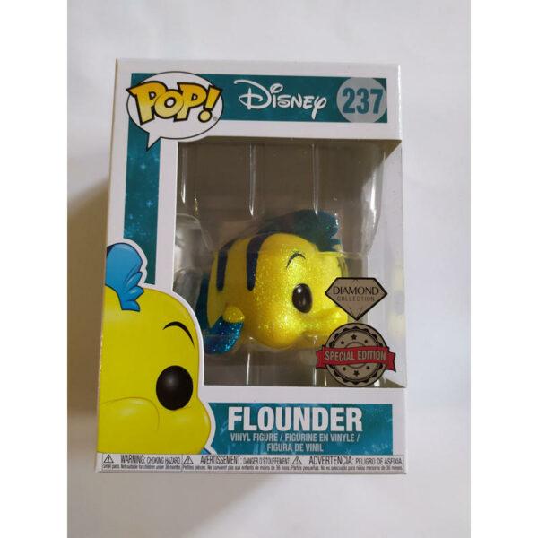 Figurine Pop Disney 237 Flounder Diamond Glitter 1