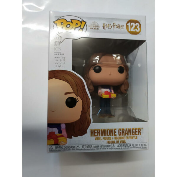 Figurine Pop Harry Potter 123 Holiday Hermione Granger 1