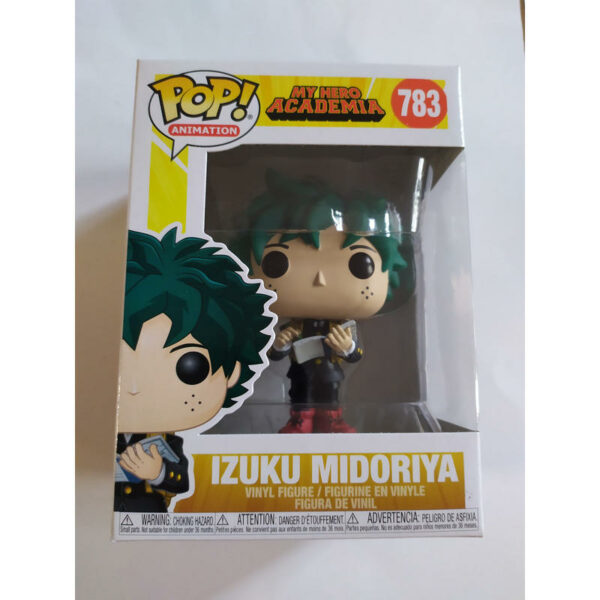 Figurine Pop My Hero Academia 783 Izuku Midoriya 1