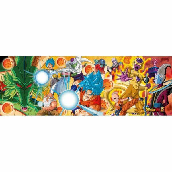 Puzzle Dragon Ball super 1000 pcs 2