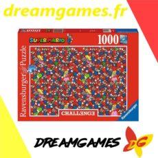 Puzzle Super Mario Challenge 1000 pièces