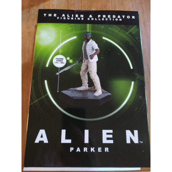 The Alien & Predator Figurine Collection Parker 1