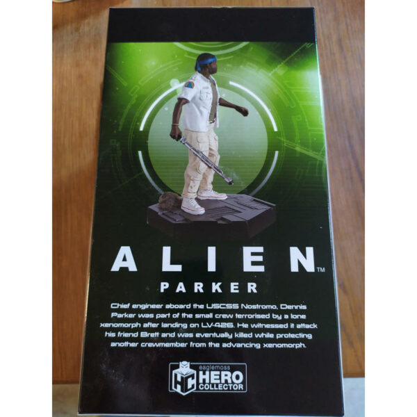 The Alien & Predator Figurine Collection Parker 2
