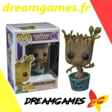 Figurine Pop Guardians of the Galaxy 65 Dancing I am Groot