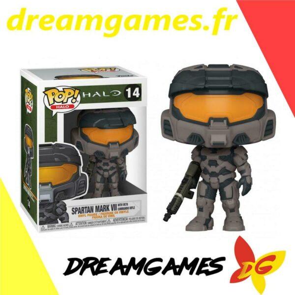 Figurine Pop Halo 14 Spartan Mark VII