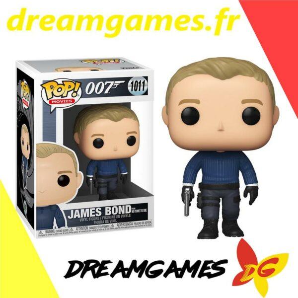 Figurine Pop James Bond No Time to Die 1011