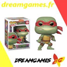 Figurine Pop TMNT 19 Raphael