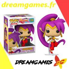Figurine Pop Shantae Half-Genie Hero 578