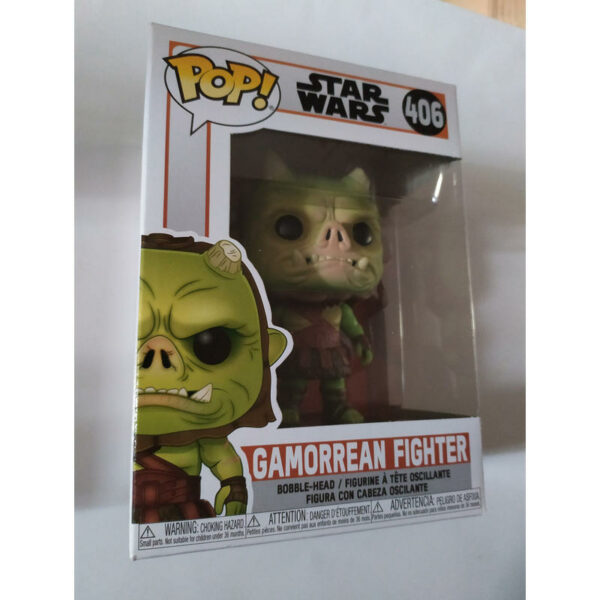 Figurine Pop The Mandalorian 406 Gamorrean Fighter 1