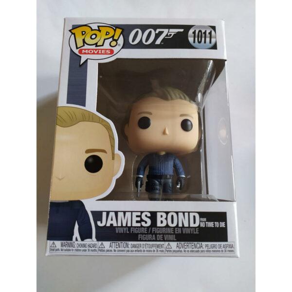 Figurine Pop James Bond No Time to Die 1011 1
