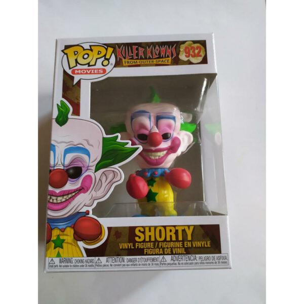 Figurine Pop Killer Klowns from outer space 932 Shorty 1