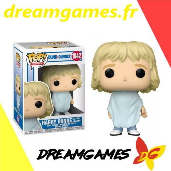 Figurine Pop Dumb and Dumber 1042 Harry Dunne haircut