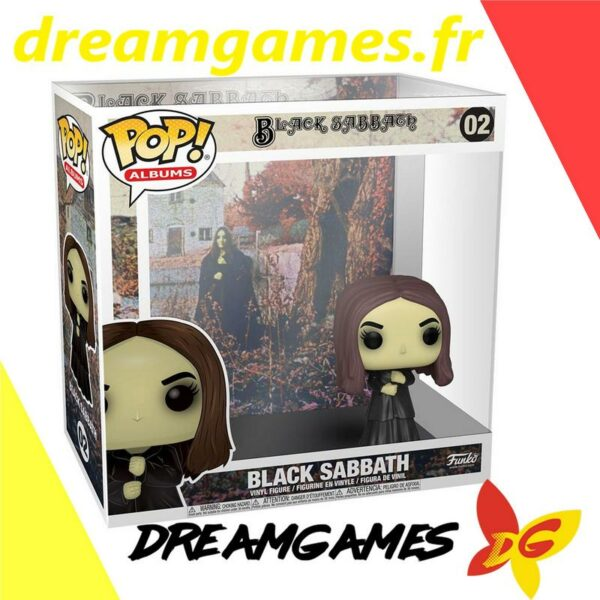 Figurine Pop Black Sabbath 02 1