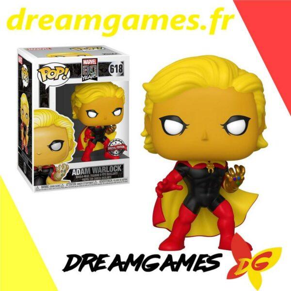 Figurine Pop Marvel 618 Adam Warlock