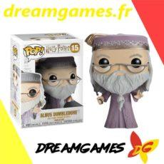 Figurine Pop Harry Potter 15 Albus Dumbledore