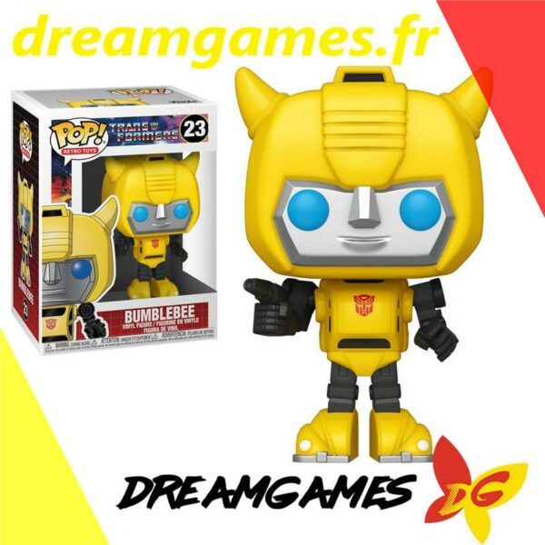 Figurine Pop Transformers 23 Bumblebee