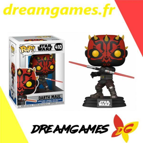 Figurine Pop Star Wars 410 Darth Maul