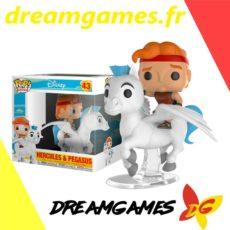 Figurine Pop Disney 43 Hercules & Pegasus