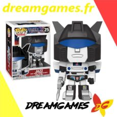 Figurine Pop Transformers 25 Jazz