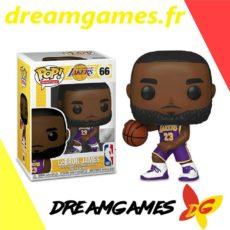 Figurine Pop NBA 66 LeBron James