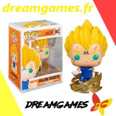 Figurine Pop Dragon Ball Z 862 Majin Vegeta