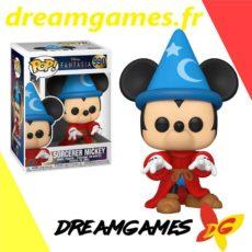Figurine Pop Fantasia 990 Sorcerer Mickey