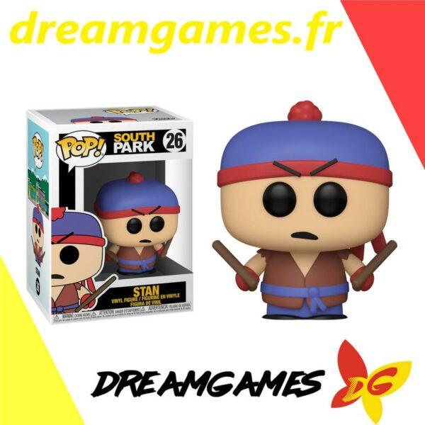 Figurine Pop South Park 26 Stan