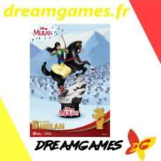 Diorama Stage 055 Classic Mulan