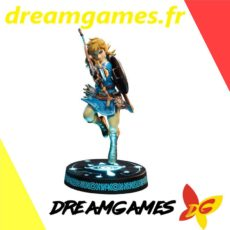 "F4F Zelda Breath of the Wild 10"" PVC painted statue Link"