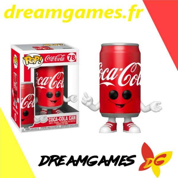 Figurine Pop Coca Cola 78 Coca Cola Can