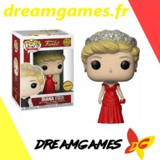 Figurine Pop Royals 03 Diana Chase