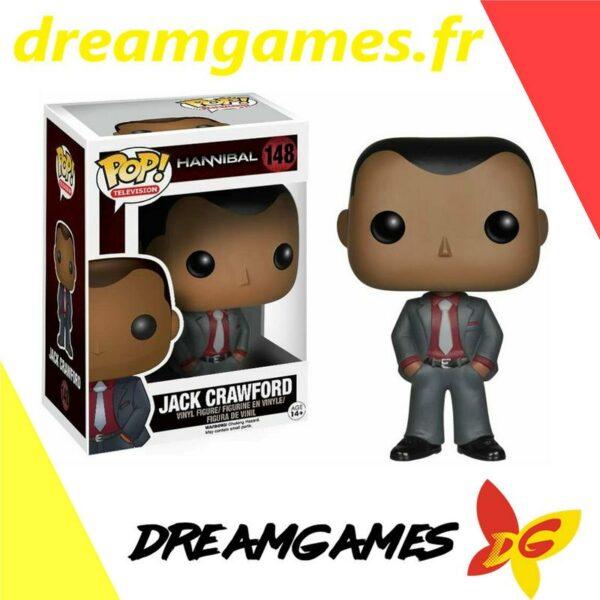 Figurine Pop Hannibal 148 Jack Crawford