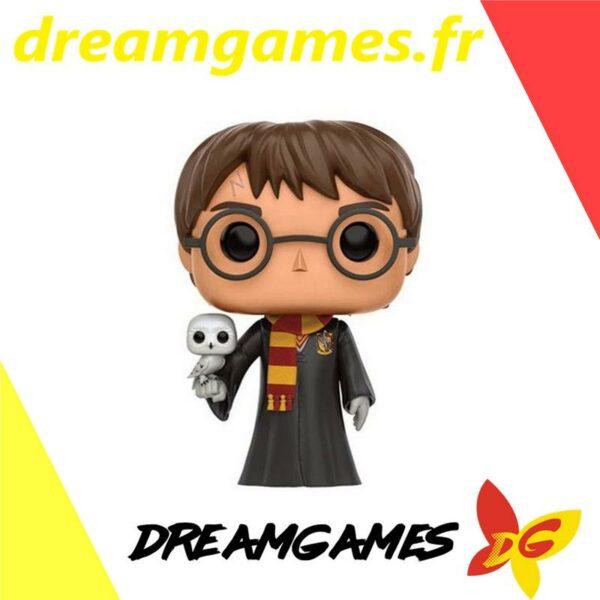 Figurine Pop Harry Potter 31 Harry with Hedwig