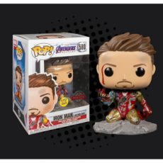 Figurine Pop Avengers Endgame 580 I am Iron Man