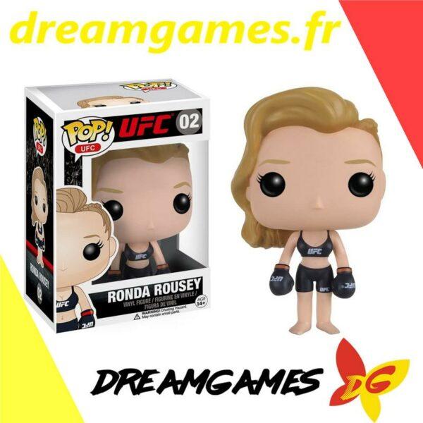 Figurine Pop UFC 02 Ronda Rousey