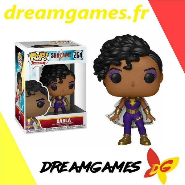 Figurine Pop Shazam 264 Darla