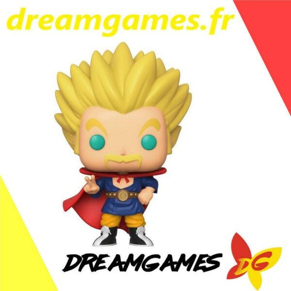 Figurine Pop Dragon Ball Super 818 Super Hercule