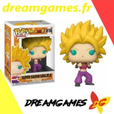 Figurine Pop Dragon Ball Super 816 Super Saiyan Caulifla