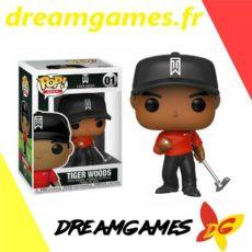 Figurine Pop Tiger Woods 01