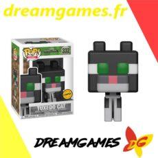 Figurine Pop Minecraft 332 Tuxedo Cat Chase