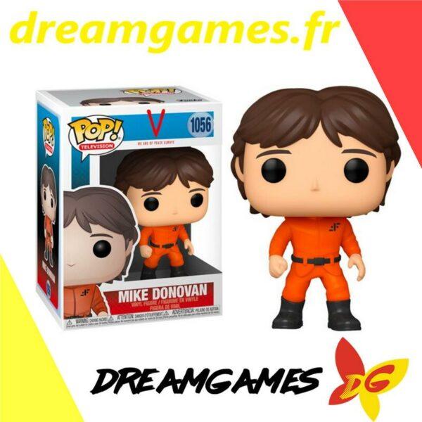Figurine Pop V 1056 Mike Donovan