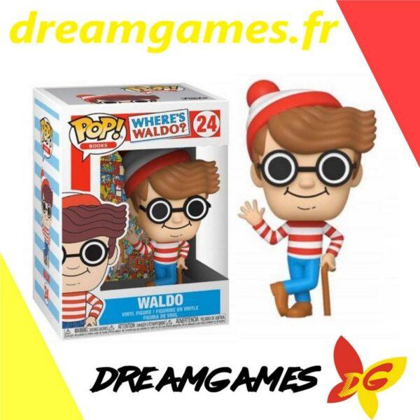 Figurine Pop Where's Waldo ? 24 Waldo