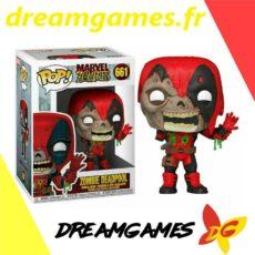 Figurine Pop Marvel Zombies 661 Zombie Deadpool