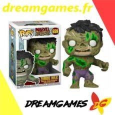 Figurine Pop Marvel Zombies 659 Zombie Hulk