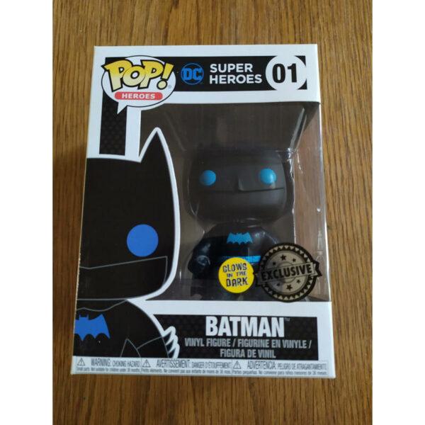 Figurine Pop Batman Silhouette 01 (Not mint) 1